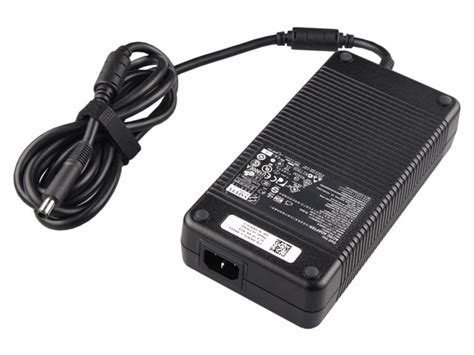 Charger Laptop Dell Ori original 330w alienware x51 m18x ac power supply adapter