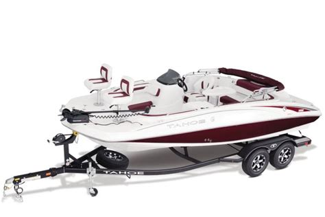 deck boat with fishing package tahoe boats deck series 2017 195 description