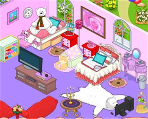 room makeover game 豪华公主卧室 my new room