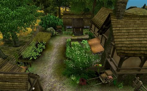 oblivion houses highwood at oblivion nexus mods and community