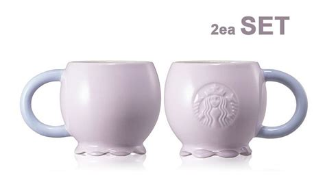 Starbucks Korea Octopus And Dolphin Edition 2016 korea starbucks 2016 summer octopus mug 237ml 2ea set starbucks