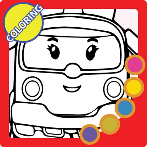 Gift A La Card Company Llc - amazon com robo car coloring for kids appstore for android