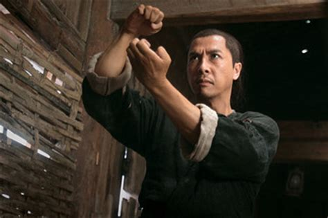 film china kungfu donnie yen on his kung fu film dragon china real time