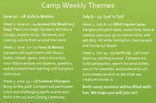 Summer camp theme ideas exciting theme based summer camp program