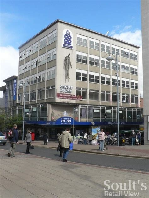 co op department store photos from the 90s sheffield s castle house co op