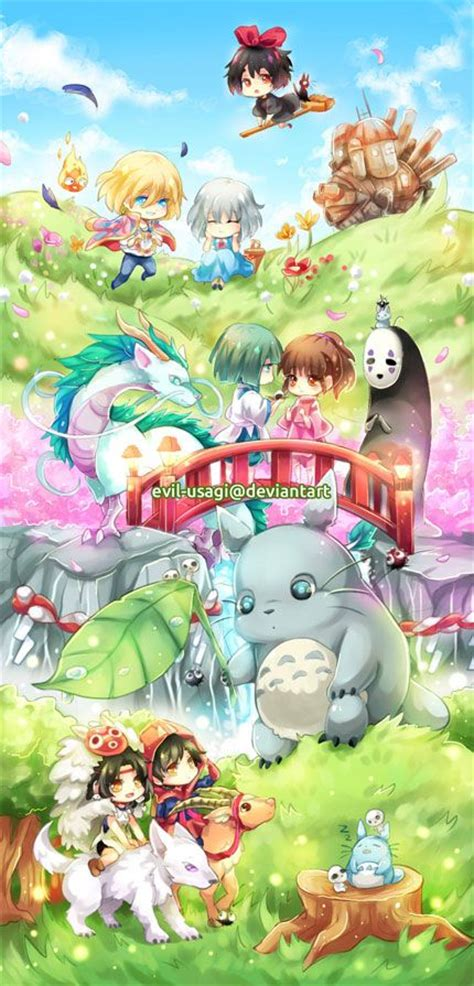 film ghibli preferito 17 best images about chibi on pinterest cardcaptor