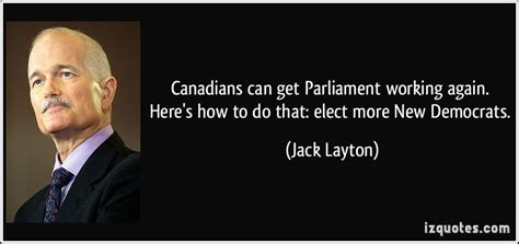 More New Are Working by Canadians Can Get Parliament Working Again Here By