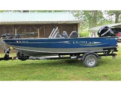 lund boats missouri 2011 lund 1775 imact ss powerboat for sale in missouri