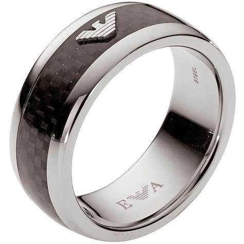 anello uomo gioielli Emporio Armani EGS1602040514 anelli Emporio Armani