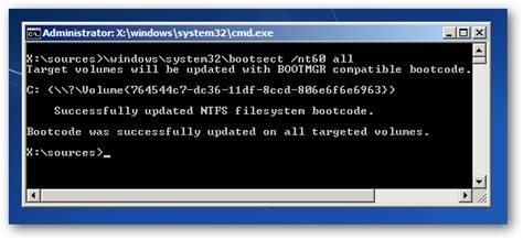 how to repair windows 7 boot loader problems exploitlab4