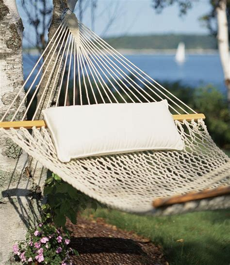 Hammock Ll Bean cotton hammock hammocks at l l bean home decor