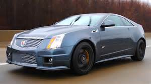 2011 Cadillac Cts V Coupe Review Review 2011 Cadillac Cts V Coupe Offers Powerful For