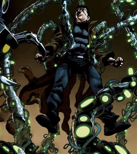 The Ultimates Vol 1 Human spider vs ultimate doctor octopus battles comic vine