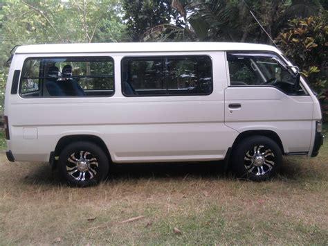 nissan caravan gl picture 14 reviews news specs buy car