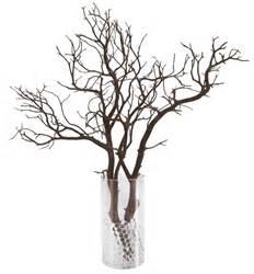 manzanita branch centerpiece pack 15 branches