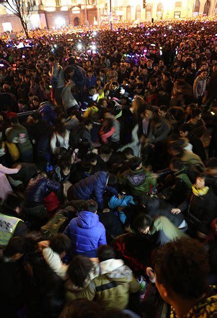 new year celebrations shanghai 2015 36 killed in shanghai stede china org cn