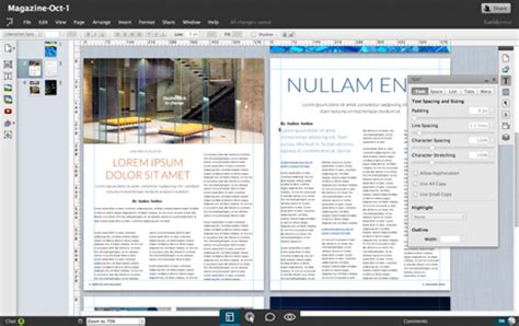 magazine template software free microsoft publisher free publisher lucidpress
