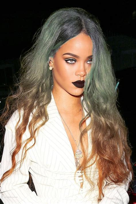 Rihanna Hairstyles by 17 Best Ideas About Rihanna Haircut On
