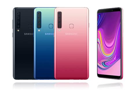 Samsung A9 by Samsung Galaxy A9 World S Smartphone With 4 Rear Cameras Do Re Mi Fa