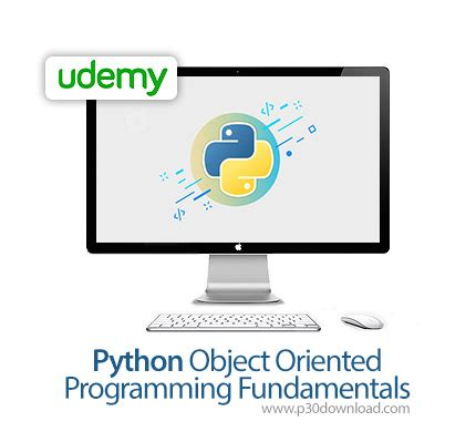 tutorial python object oriented programming دانلود udemy python object oriented programming