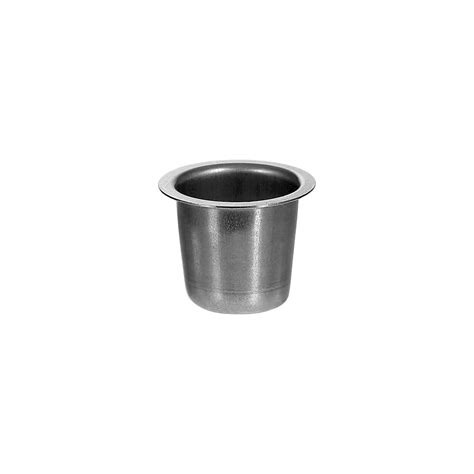 kerzenhalter konisch silber 22mm optional mit