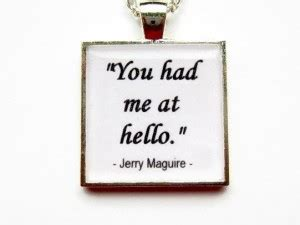 movie quotes you had me at hello you had me at hello quotes quotesgram