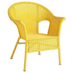 Yellow Patio Chairs Cute And Colorful Garden Furniture By Pier 1 Kitchen
