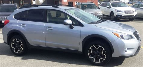 used subaru crosstrek used 2014 subaru crosstrek limited in saint john used