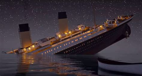 Titanic Sinking by Titanic Ii Set To Trace Original 1912 Route In 2022