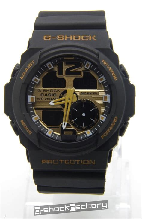 G Shock Ga310 g shock ga 310 matte black gold by www g