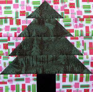 starwood quilter christmas tree quilt block