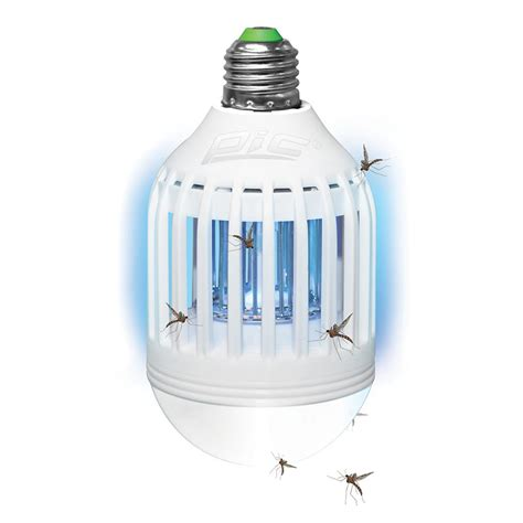 trending in the aisles bug zapper light bulb the home