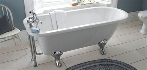 our guide to freestanding bathtubs plumbing