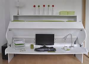 lit bureau escamotable