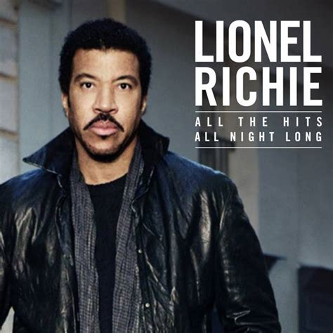 lionel richie best icon lionel richie announces quot all the hits all