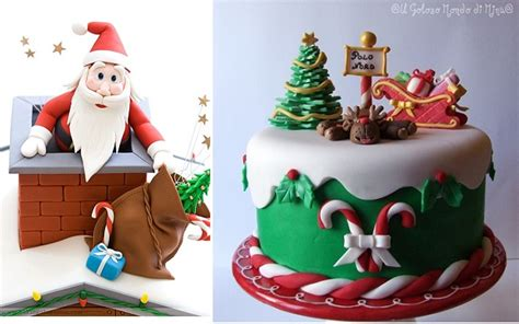 christmas cake decorations ideas novelty cakes design inspiration cake magazine