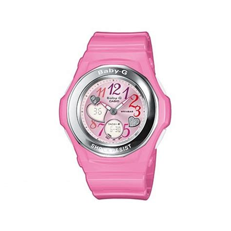 pink casio womens baby g buy pink casio womens