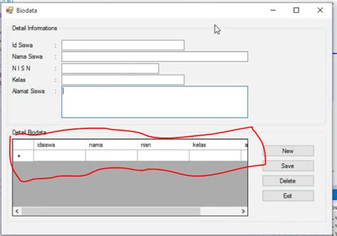 grid layout visual studio 2010 unappear data from database in data grid view vb net vi