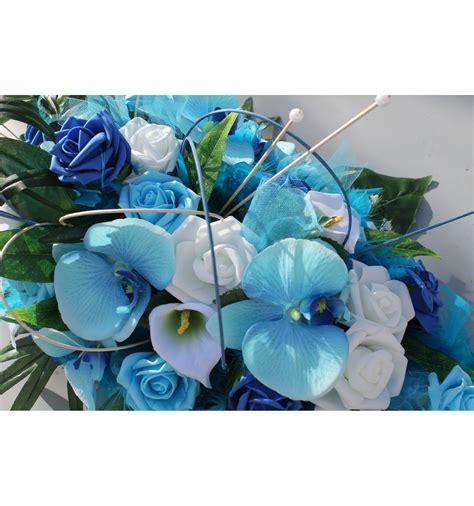 Decoration De Table Bleu Turquoise by Decoration Mariage Bleu Turquoise Et Argent