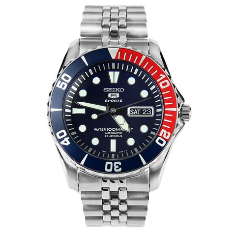 seiko dive watches seiko 5 snzf15k automatic mens diving snzf15k1 snzf15