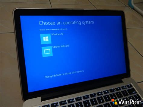 install windows 10 dual boot ubuntu cara dual boot ubuntu 16 04 lts dan windows 10 full