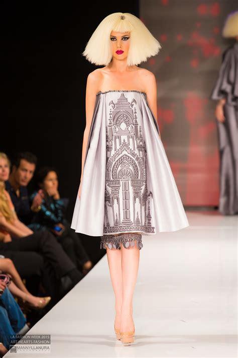 Thank You Fashion Week by La Fashion Week 2015 Cary Santiago Runway On Behance