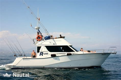 fishing boat rent rodman 12 5 luna in puerto jos 233 ban 250 s - Boat Parts Malaga