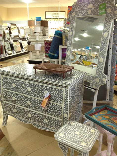 home decor furniture india inspire bohemia the indian bazaar is at tjmaxx homegoods