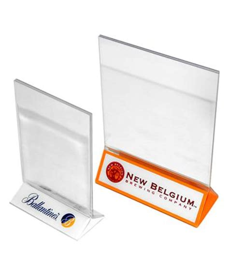 Table Tents by Table Tents Custom Table Tents Restaurant Table Tent