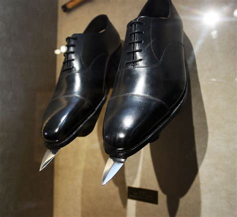 Dress Shoe Knife by Want To Dress Like The Sleek Spies Of Kingsman There S A Store For That Sharp Magazine