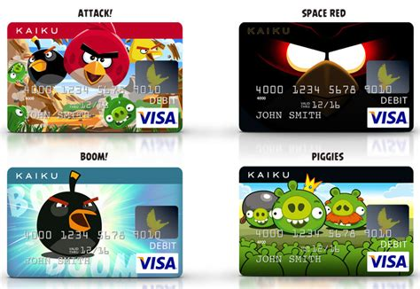 Boa Debit Card Designs