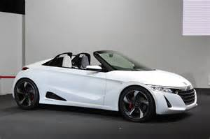 new sport cars coming out shrunken nsx honda s660 kei sportscar coming in 2015