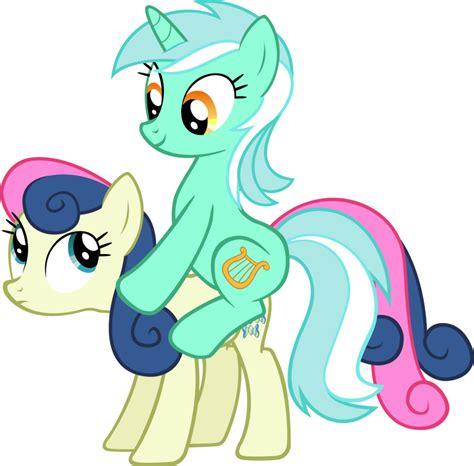 my little pony bon bon coloring pages image lyra riding on bon bon png my little pony fan