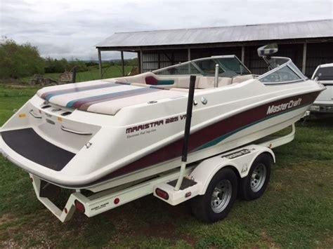 mastercraft ski boats mastercraft mastercraft 23 ft maristar ski boat boat for
